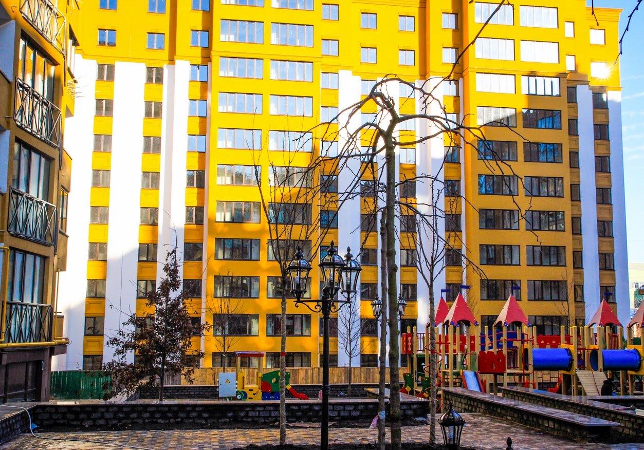 купить квартиру в Софиевской Борщаговке